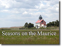 Seasons on the Maurice presentation