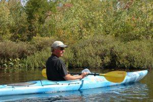 Cumberland Pond Kayak Trip