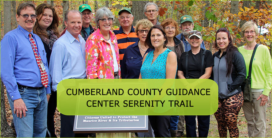 Cumberland Guidance Center Serenity Trail