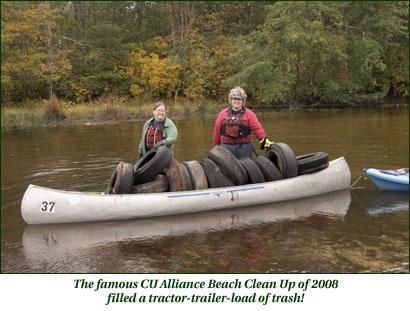 Waterways Clean-Up