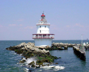Brandywine Shoal Visit the Lighthouse Friends Org. to Learn More