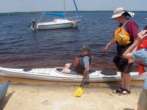 Kayak instructional