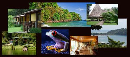 Costa Rica Collage
