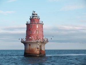 Miah Maull Shoal Lighthouse