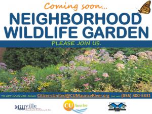 Neighborhood Wildlife Garden