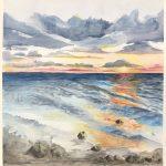 2019 Jost Scholar Emily DelRossi - seaside