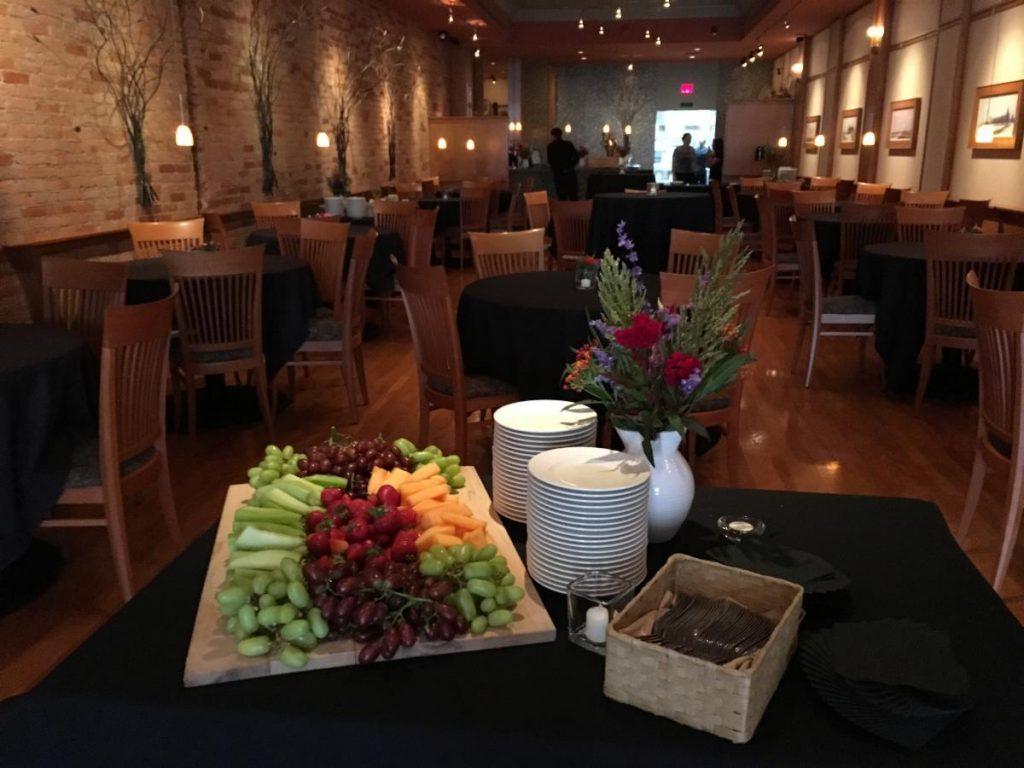 Fall Fundraiser at Winfield's Restaurant