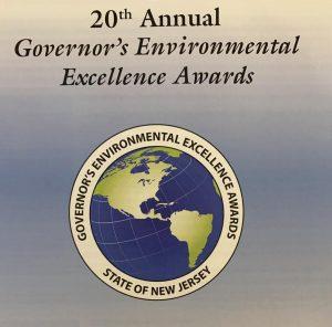 Governor's Environmental Excellence Award